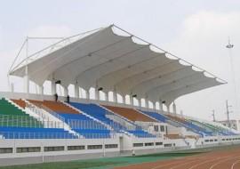 膜结构体育场安装4大要点先容