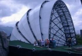【石家庄膜结构生产厂家】ETFE膜结构的吸引点在哪里?
