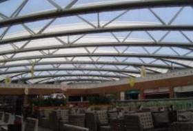 为何屋面力荐ETFE膜结构?