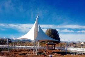【河北膜结构厂家】ETFE膜结构——建筑领域的弄潮儿