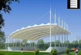 如何解决膜结构遮阳篷积水的问题?