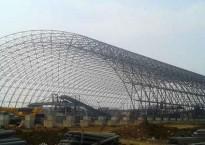 气膜结构煤棚如何实施低碳环保?