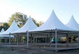 膜结构遮阳棚有哪些特点?哪些场所可以使用膜结构遮阳蓬?