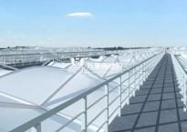 深圳膜结构企业:充气膜结构抗雪载措施有哪些?