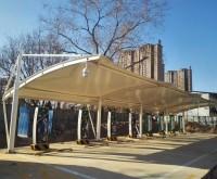 衡水市供电服务企业充电桩膜结构