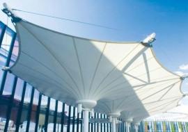 如何选择适合您的膜结构工程的膜材料产品?