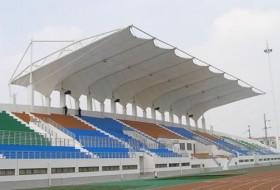 膜结构体育场安装4大要点介绍