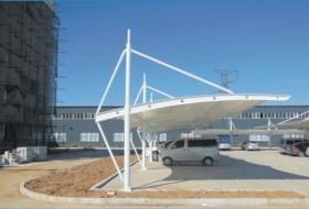 膜结构车棚的价格是如何计算的,膜结构车棚施工图纸