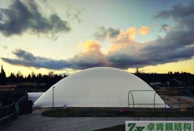 膜结构公司已全面复工—石家庄卓肯膜结构。