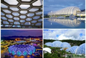 ETFE气膜建筑的优点