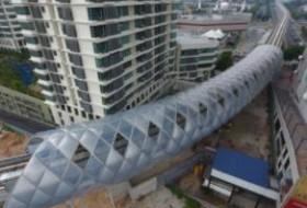 【ETFE膜结构】选择膜结构材料要注意哪几点?