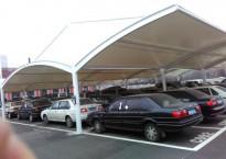 苏州膜结构停车棚延长寿命的措施