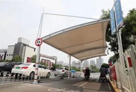 膜结构工程—遮阳棚雨棚