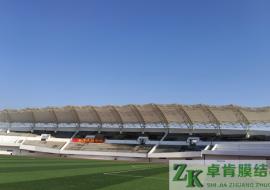 膜结构体育看台/体育场看台膜结构雨棚